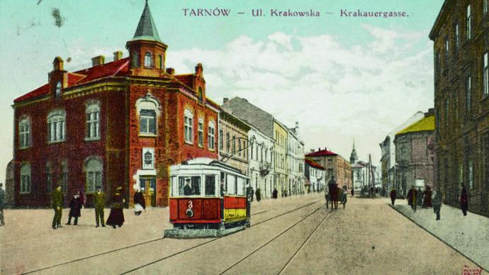 110. rocznica otwarcia systemu tramwajowego wTarnowie